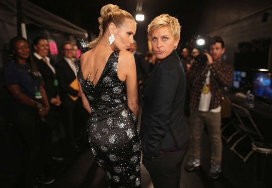 Heidi Klum – 2014 Peoples Choice Awards -07