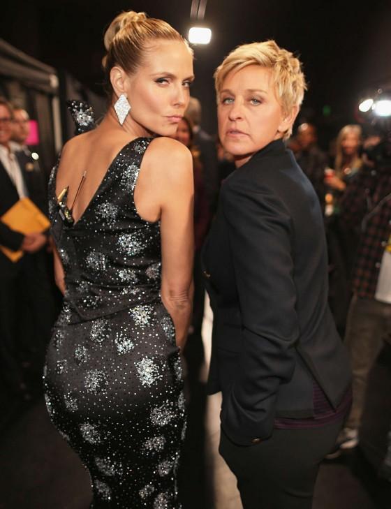 Heidi Klum – 2014 Peoples Choice Awards -10