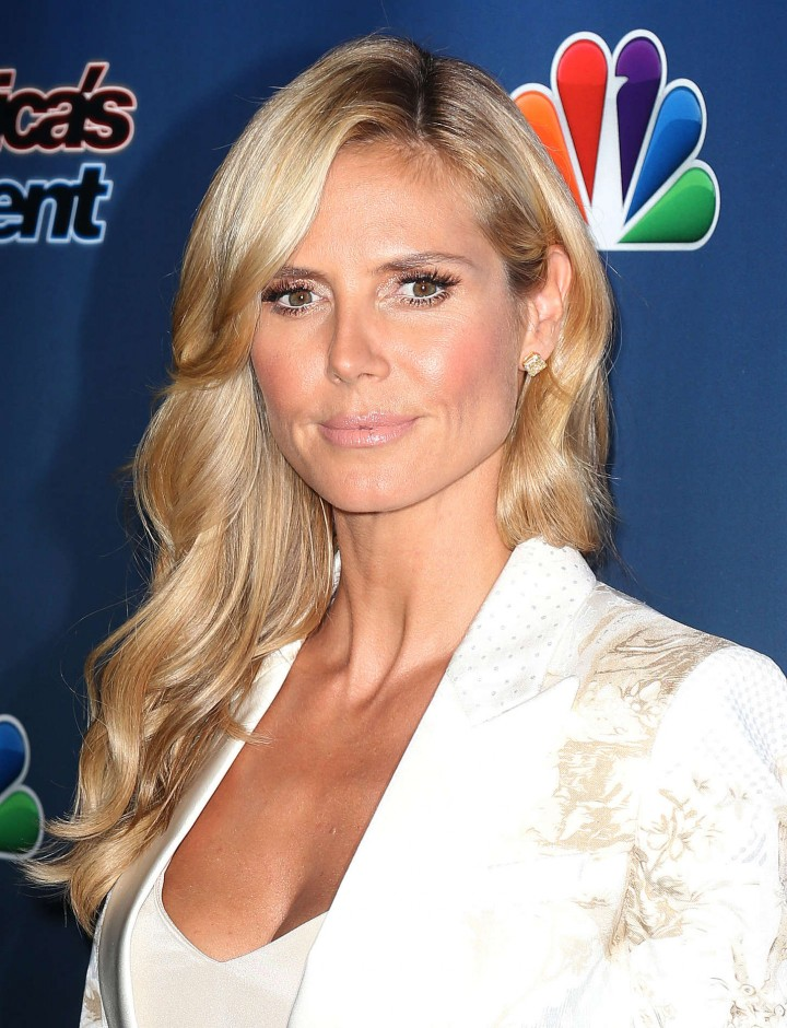 Image Result For Heidi Klum At Americas Got Talent Post Show Red Carpet Event In Hollywood