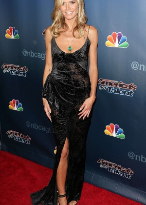 Heidi Klum Americas Got Talent Season 9 Finale Event 10