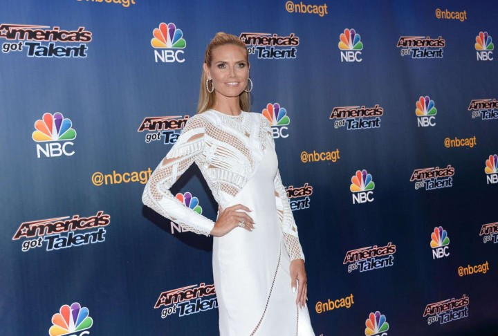 Heidi Klum: Americas Got Talent Season 9 Event -02