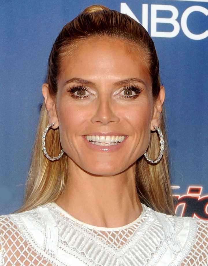 Heidi Klum: Americas Got Talent Season 9 Event -07