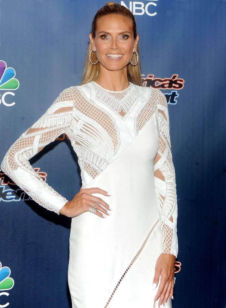 Heidi Klum: Americas Got Talent Season 9 Event -08