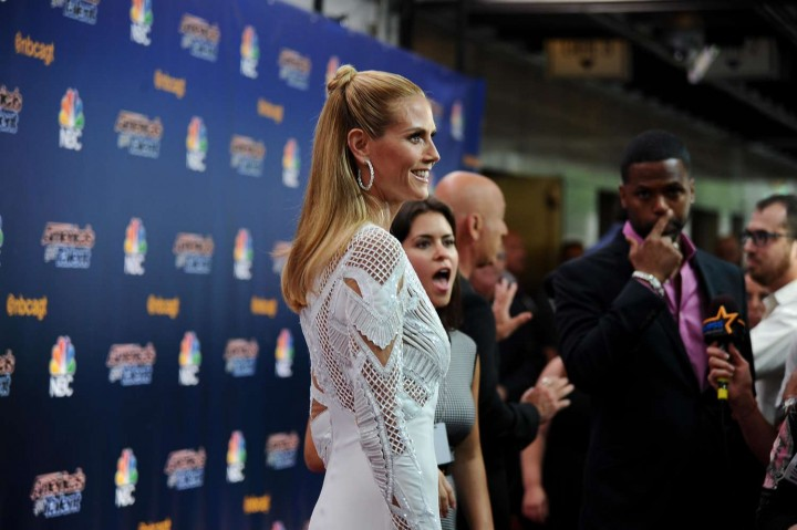 Heidi Klum 2014 : Heidi Klum: Americas Got Talent Season 9 Event -13