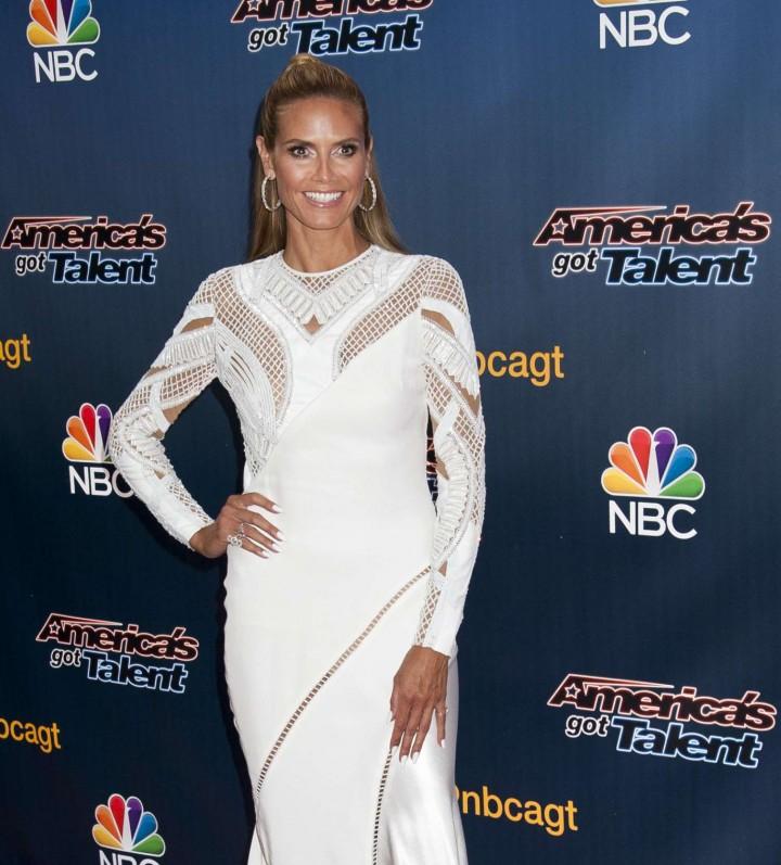 Heidi Klum: Americas Got Talent Season 9 Event -15