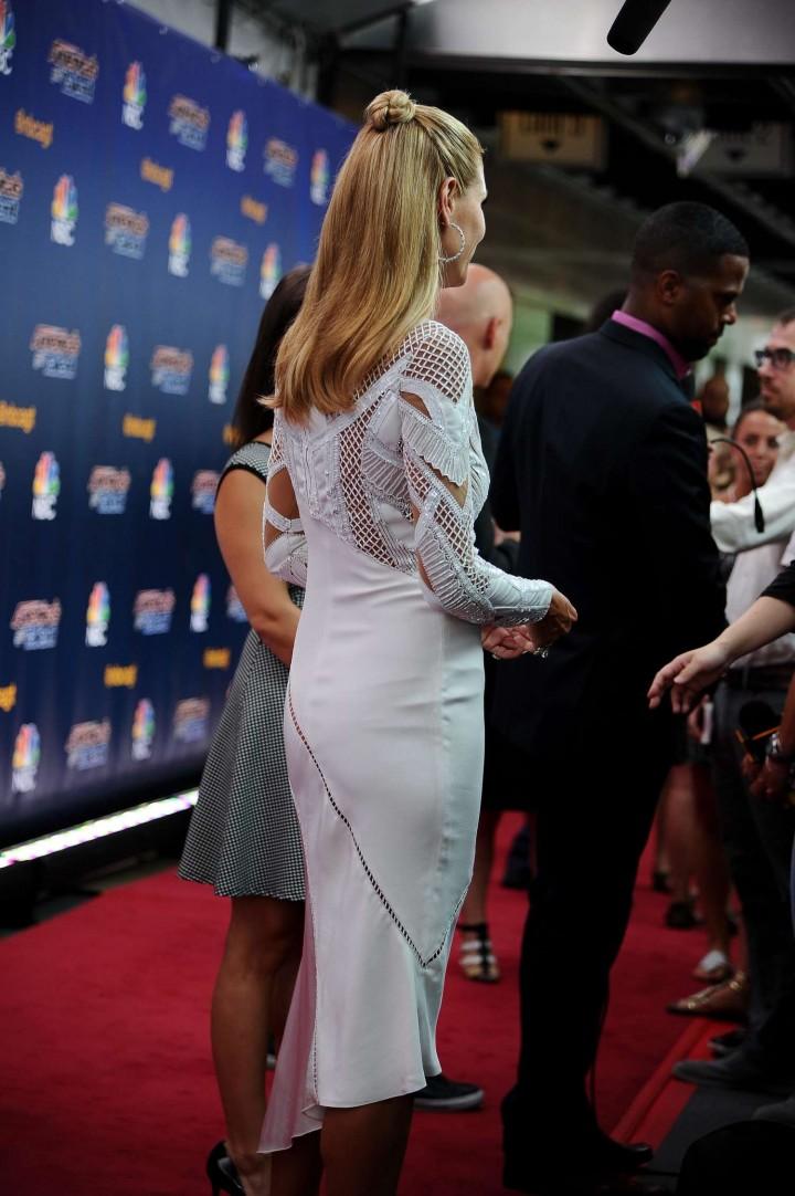 Heidi Klum: Americas Got Talent Season 9 Event -25