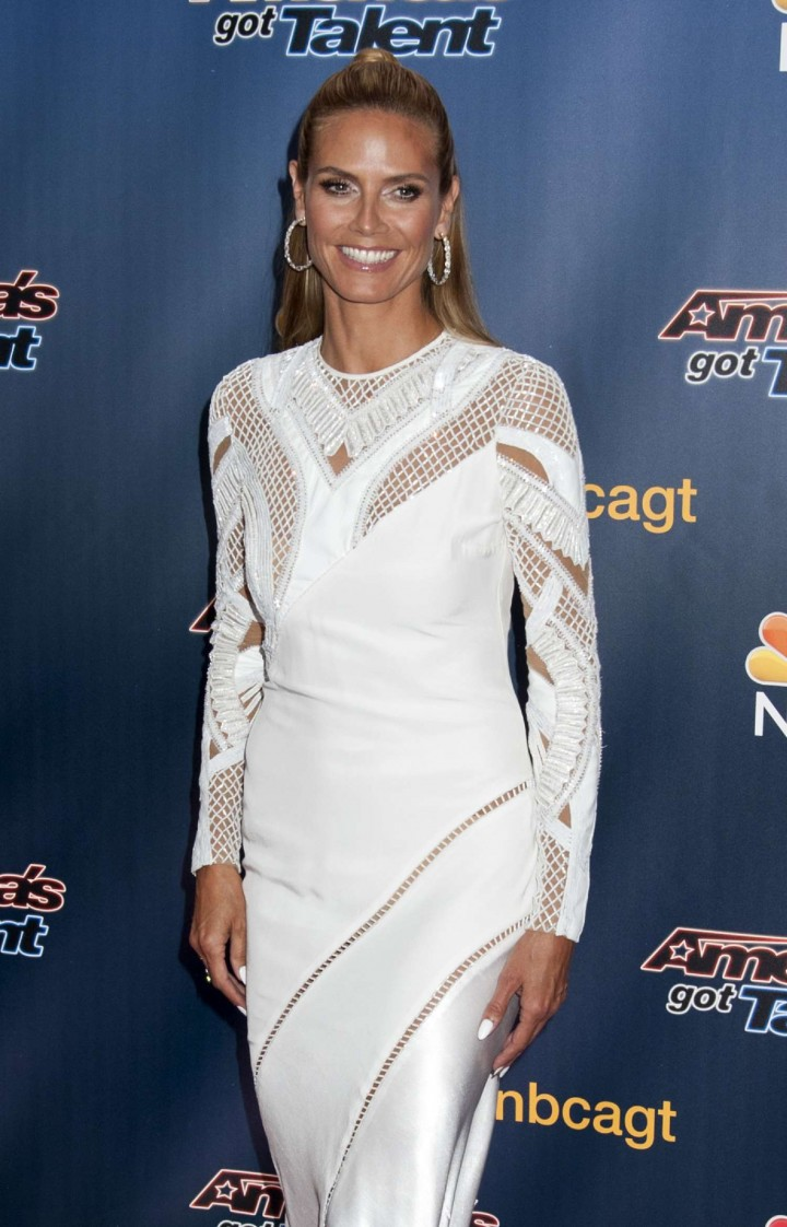 Heidi Klum: Americas Got Talent Season 9 Event -27