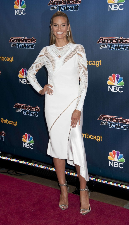 Heidi Klum: Americas Got Talent Season 9 Event -28