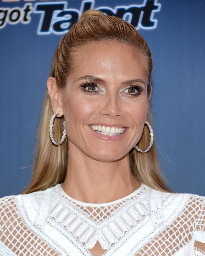 Heidi Klum: Americas Got Talent Season 9 Event -29