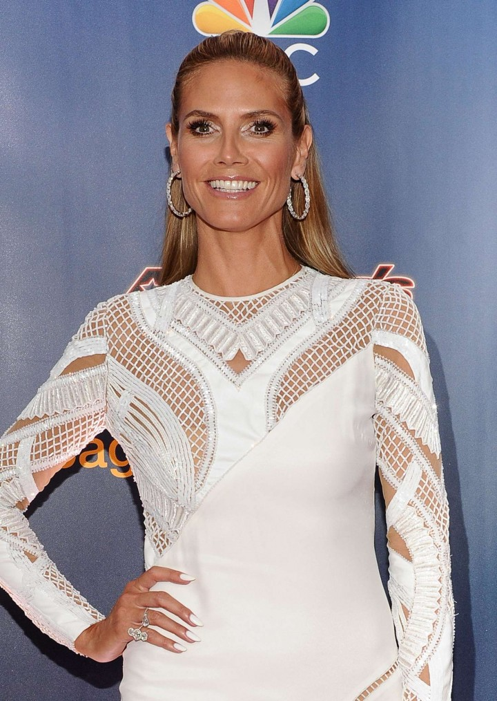 Heidi Klum: Americas Got Talent Season 9 Event -30