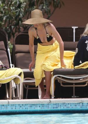 Heidi Klum Bikini Photos: 2014 in Bahamas -05