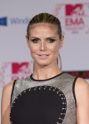 Heidi Klum - MTV European Music Awards 2012 Photocall in Frankfurt-12