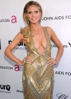 Heidi Klum - 2013 Elton John AIDS Foundation Academy Awards Party -05