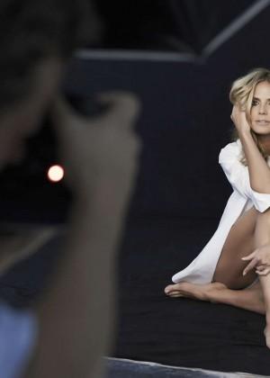 Heidi Klum: Sharper Campaign 2014 -02
