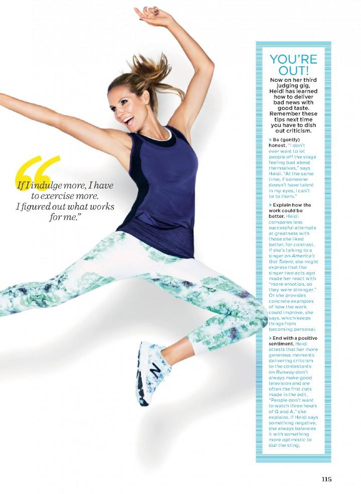 Heidi Klum: Womens Health Magazine -03