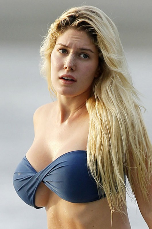 Heidi Montag ? Bikini fell off pics At Costa Rica ? Sept 11 2010