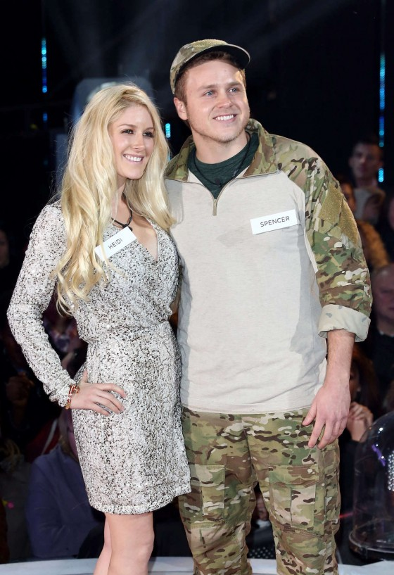 Heidi Montag at Celebrity Big Brother Launch 2013 -09