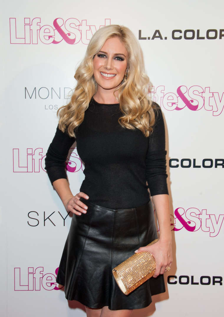 Heidi Montag - Life & Style Weekly's 10 Year Anniversary Party in West Hollywood