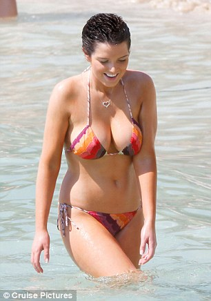 Helen Flanagan Bikini In Mallorca – August 2011-01