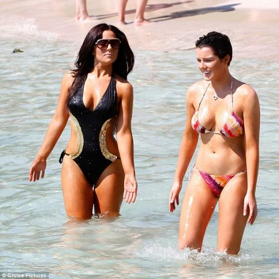 Back to post Helen Flanagan – Bikini Candids In Mallorca – August ...