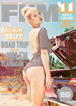 Helen Flanagan - FHM Magazine (September 2014)