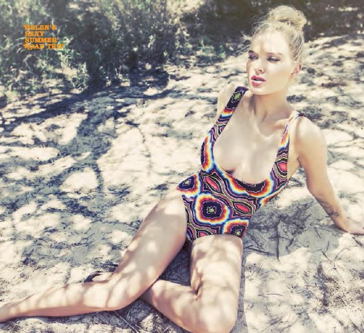 Helen Flanagan - FHM Magazine (September 2014) -06