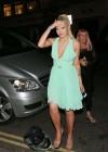 Helen Flanagan In a Green Dress -03