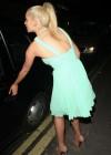 Helen Flanagan In a Green Dress -05