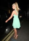 Helen Flanagan In a Green Dress -14