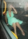 Helen Flanagan In a Green Dress -20