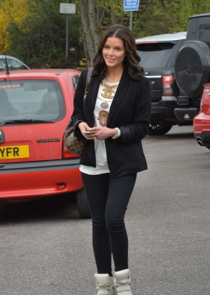Helen Flanagan in Tights -13