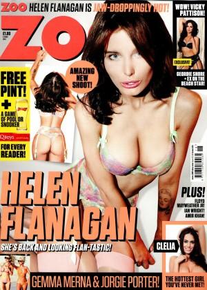 Helen Flanagan: ZOO 2014 -03