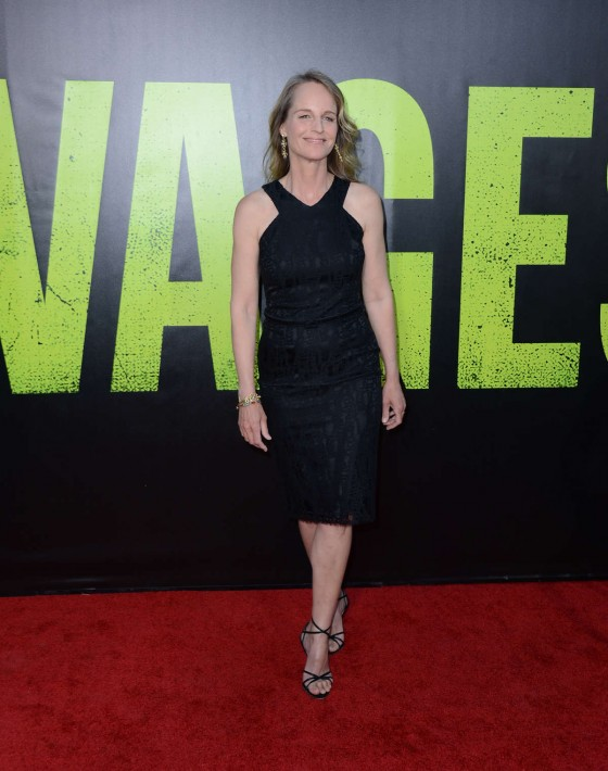 Helen Hunt -in a black dress at Savages Los Angeles premiere-02