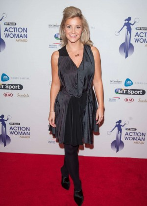 Helen Skelton - BT Sport Action Woman Awards in London