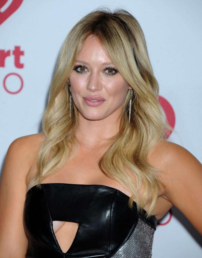 Exclusive Hilary Duff – 2014 iHeartRadio Music Festival [الأرشيف] - منتدى  شكو ماكو