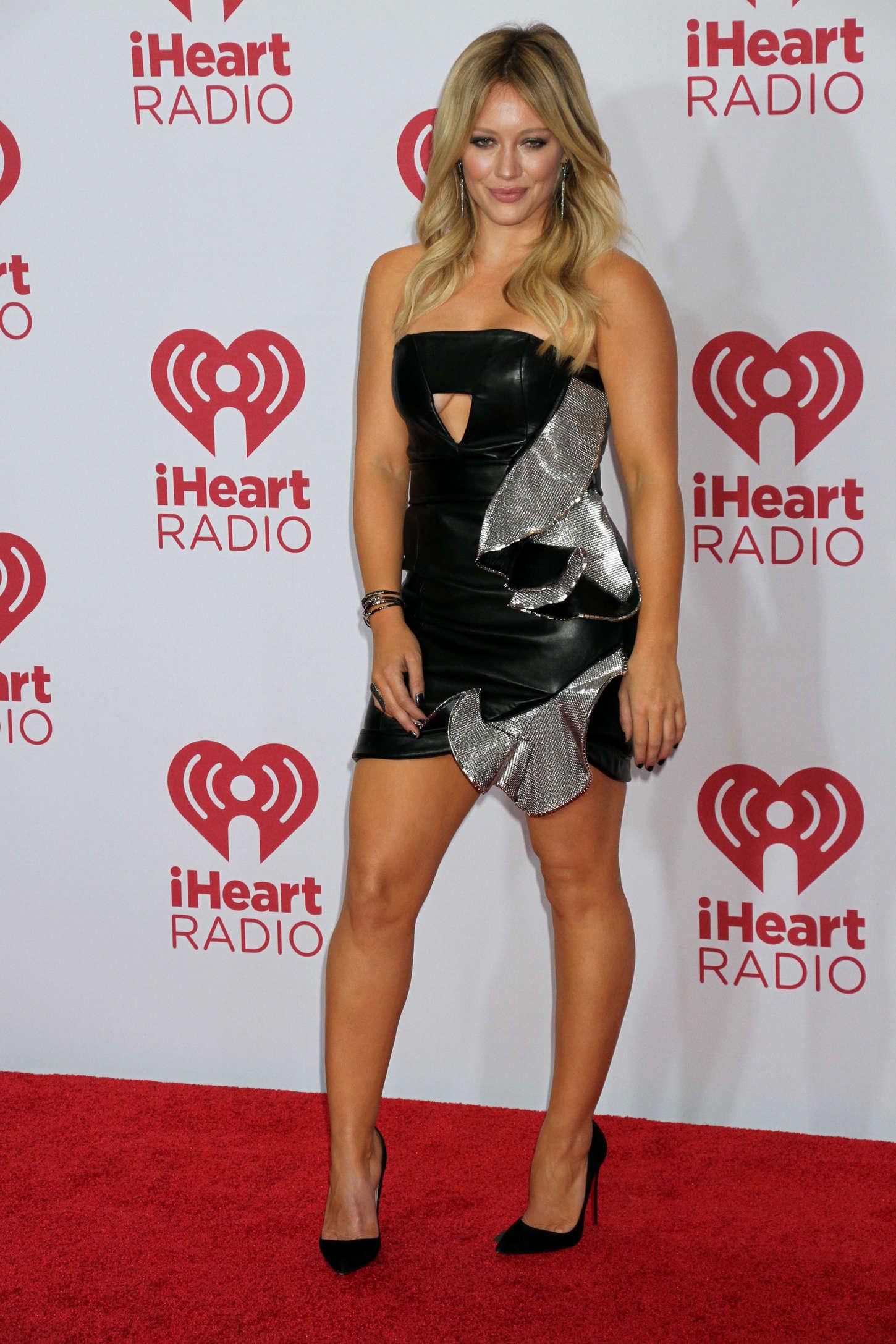Hilary Duff - 2014 iHeartRadio Music Festival in Las Vegas
