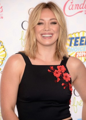 Hilary Duff - 2014 Teen Choice Awards