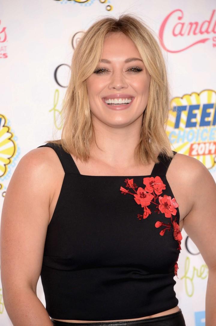 Hilary Duff - 2014 Teen Choice Awards