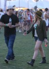Hilary Duff at Coachella 2013 in Indio -06
