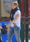 Hilary Duff at Coldwater Canyon Park in Beverly Hills -01