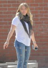 Hilary Duff at Coldwater Canyon Park in Beverly Hills -03