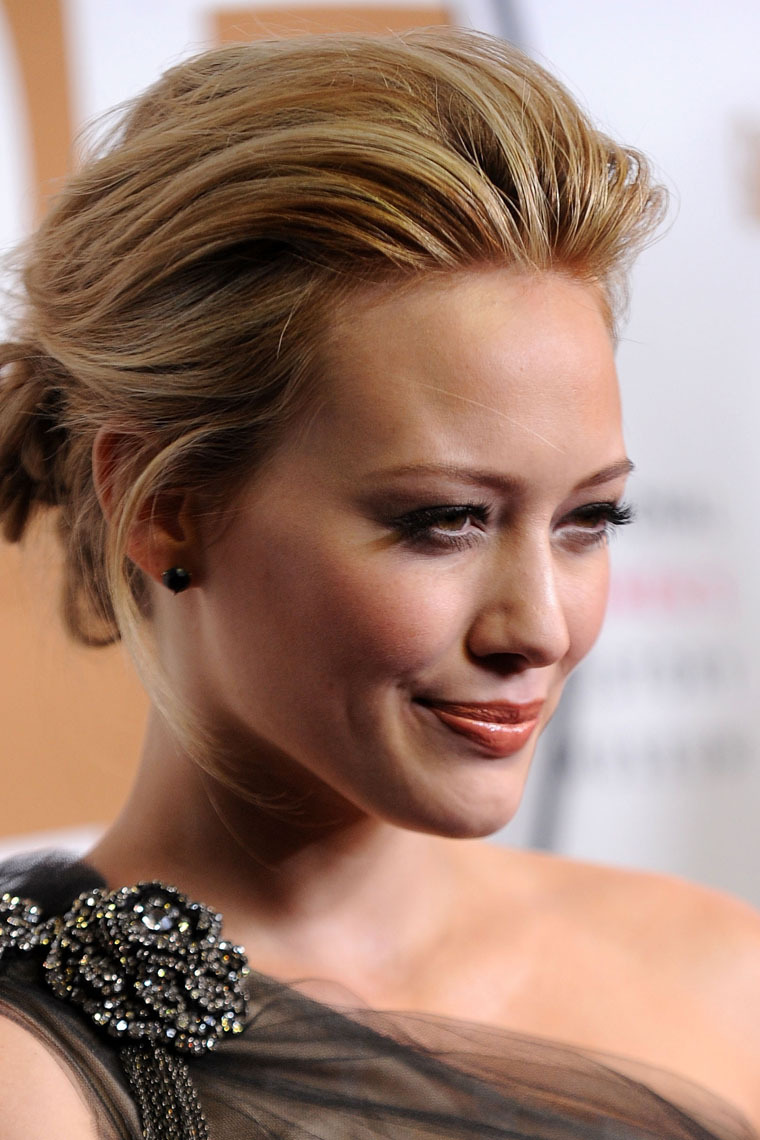 Hilary Duff 2010 : hilary-duff-at-the-shine-on-event-in-nyc-01