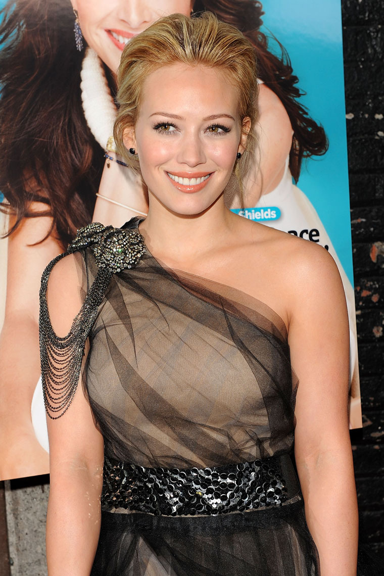 Hilary Duff 2010 : hilary-duff-at-the-shine-on-event-in-nyc-11