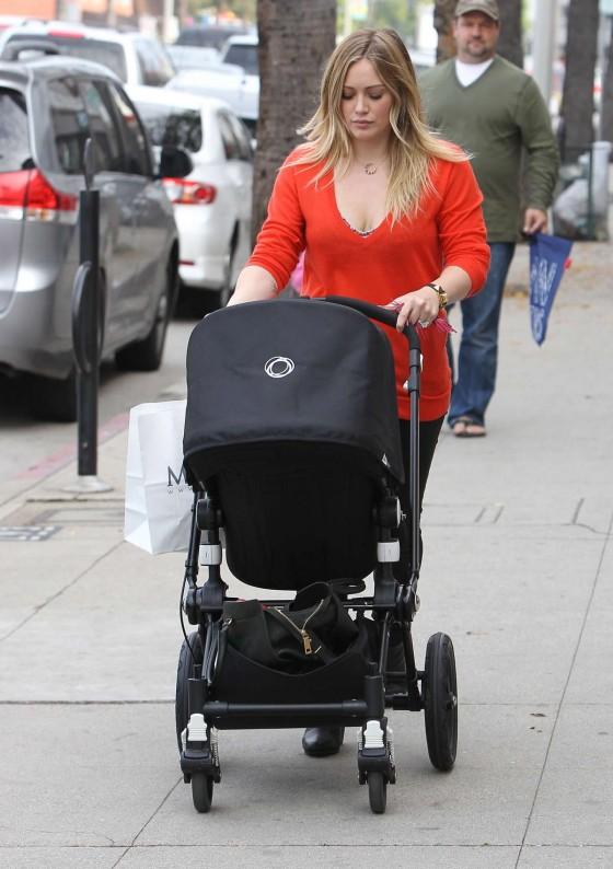 Hilary Duff – Candids in LA -01