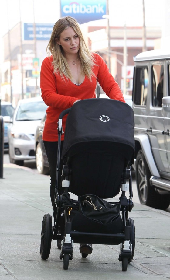 Hilary Duff – Candids in LA -03