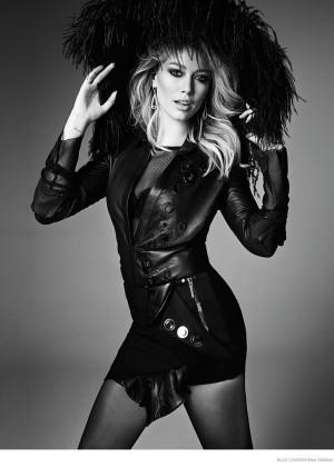 Hilary Duff - Elle Canada Magazine (December 2014)