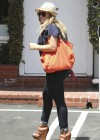 Hilary Duff in Jeans While Shopping in West Hollywood-01