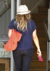 Hilary Duff in Jeans While Shopping in West Hollywood-02