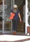Hilary Duff in Jeans While Shopping in West Hollywood-04