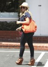 Hilary Duff in Jeans While Shopping in West Hollywood-07